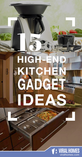 Expensive Kitchen Appliances and Gadgets for Your Cooking Needs