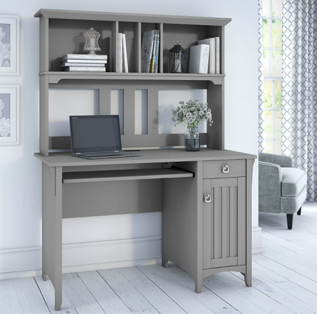 Gray Barn Desk
