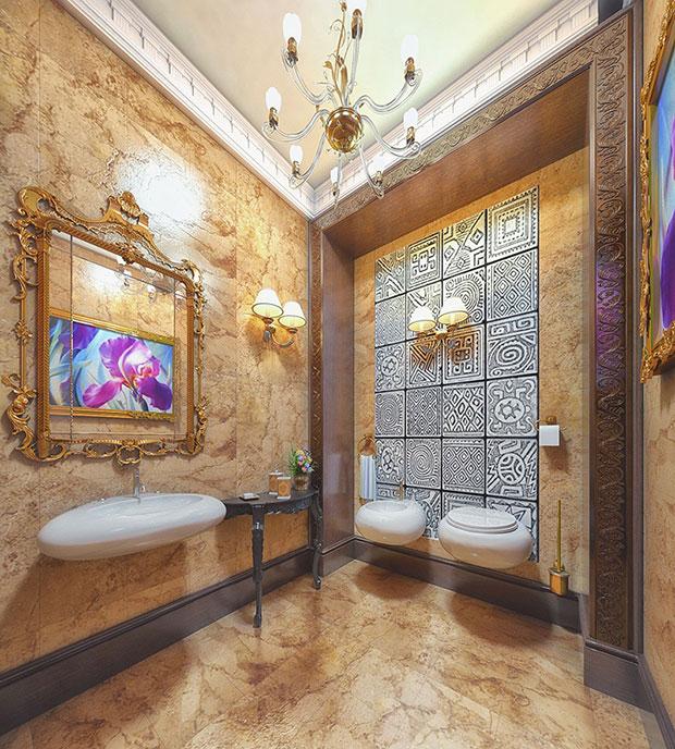 Impressive Washroom