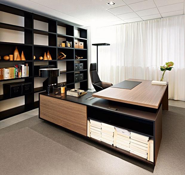 Masculine Desk