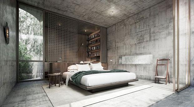 Dornbracht Bedroom
