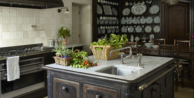 Cast-Iron Kitchen