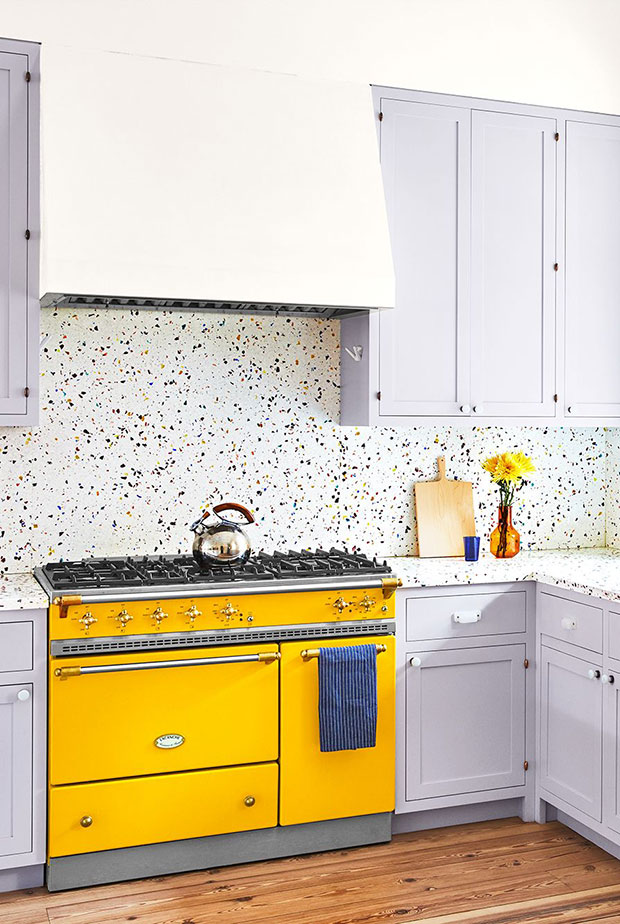 Lilac Kitchen