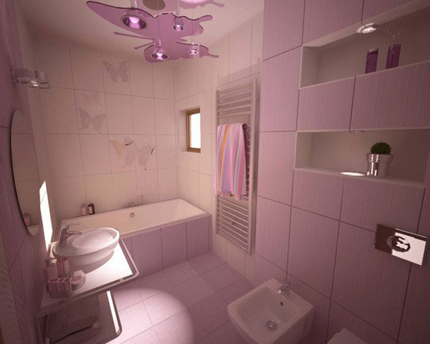 Butterfly Bath