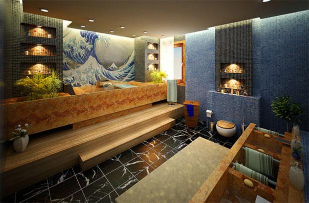 Japanese Mosaic