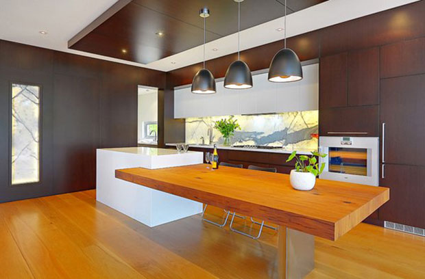 Sydney Open Plan Kitchen