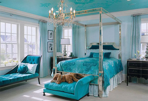 Southern Living Canopy Bed Idea