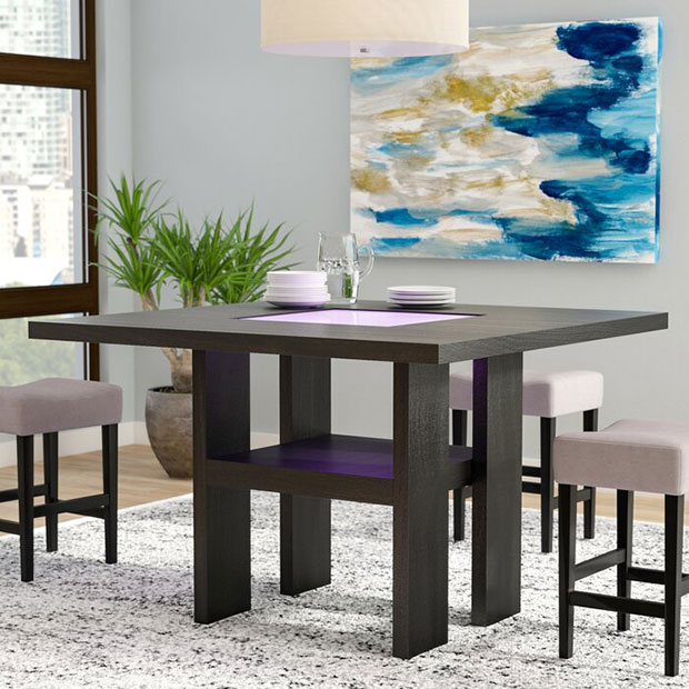 Travis Wooden Dining Tables