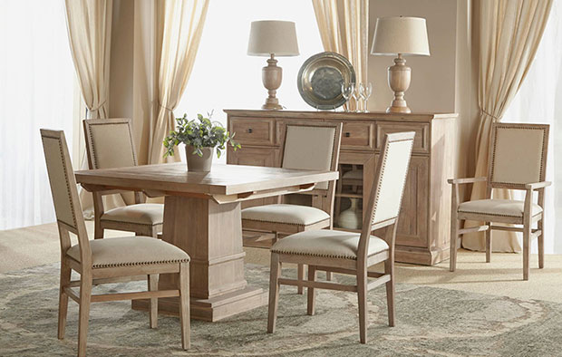 Hudson Square Dining Set