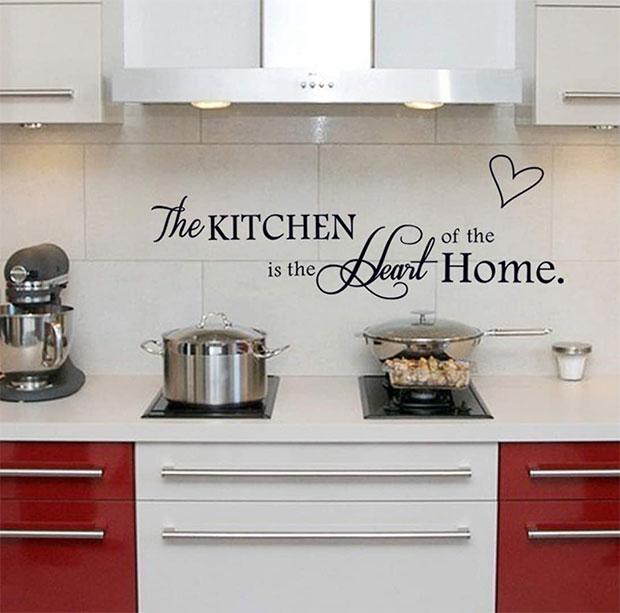 Kitchen is Heart