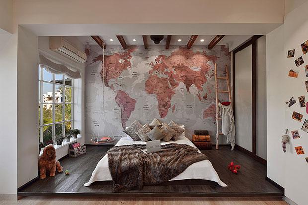 Bohemian Chic Bedroom