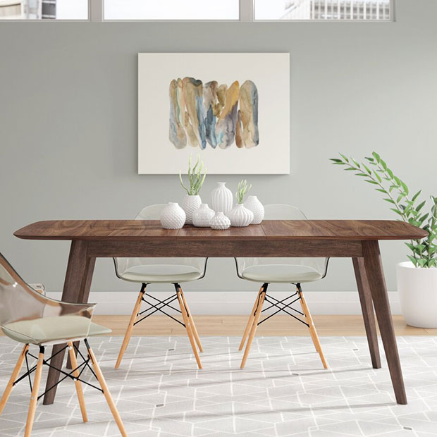 Earls Extendable Dining Table