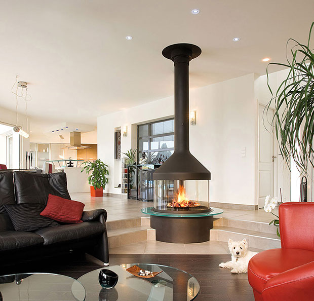 Meijifocus Living Room Ideas with Fireplace