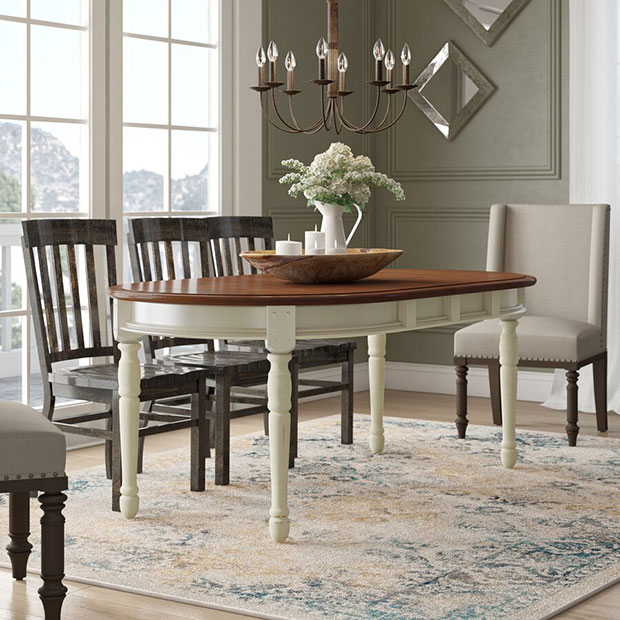 Shelburne Wooden Dining Tables