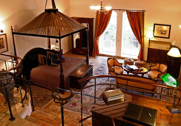 African Traditional Bedroom