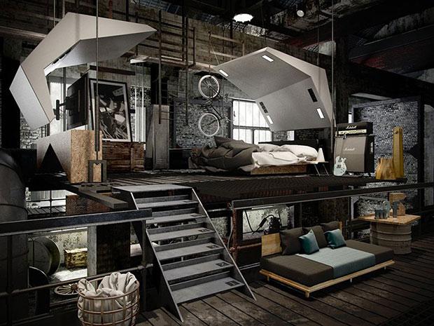 Loft Bedroom 7