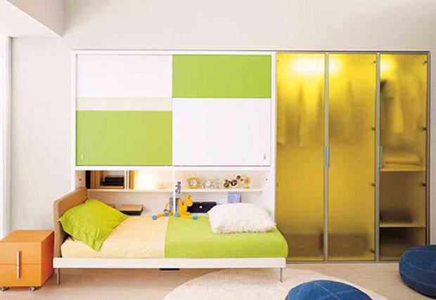 Poppi Ponte Small Bedroom Closet Ideas
