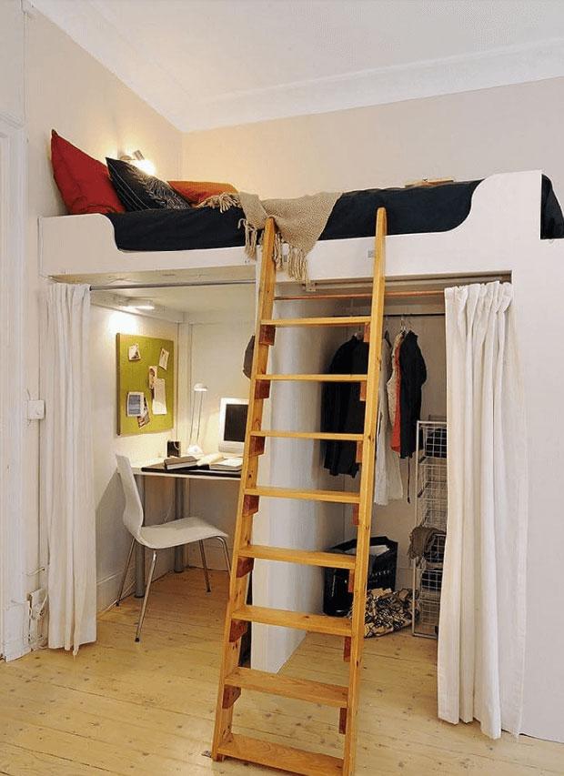 Closet Below