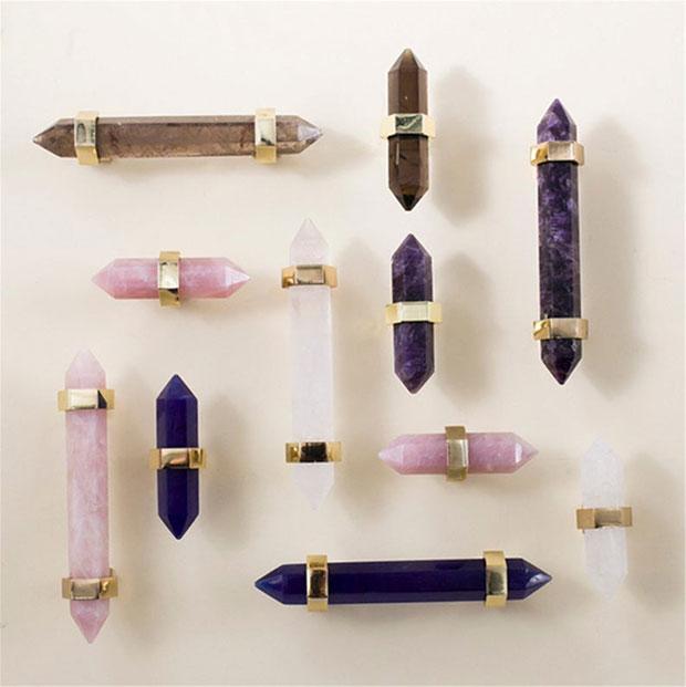 Luxury Crystal Unique Door Knobs