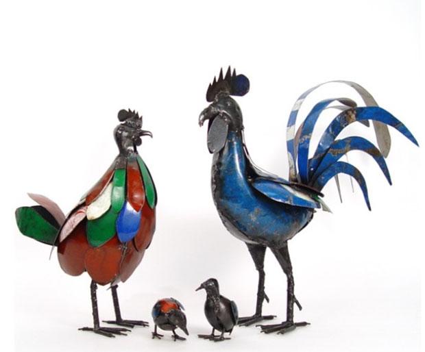 Metal Chicken