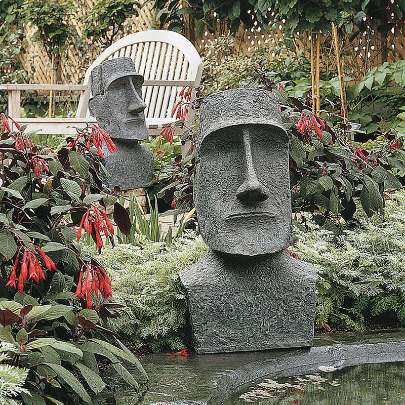 Giant Statues Eclectic Garden Sculptures