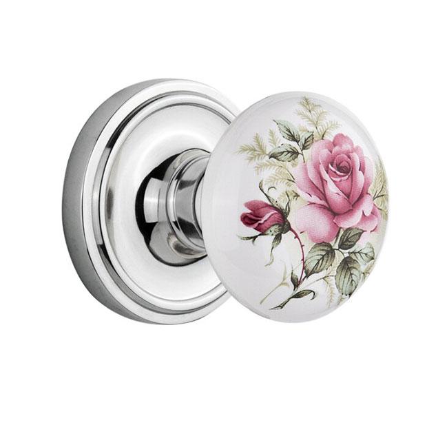 White Rose Porcelain
