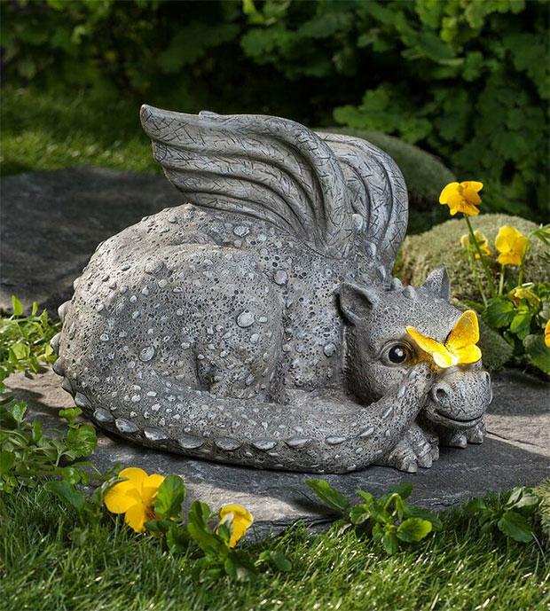 Solar Baby Dragon