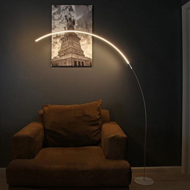 Minimalist LED Arc