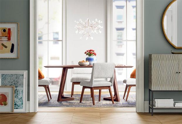 45-Light LED Modern Chandelier Designs