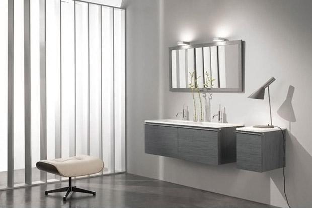 Horizont Gray Bathroom Ideas