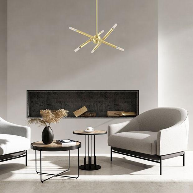 Cortes Modern Chandelier Designs