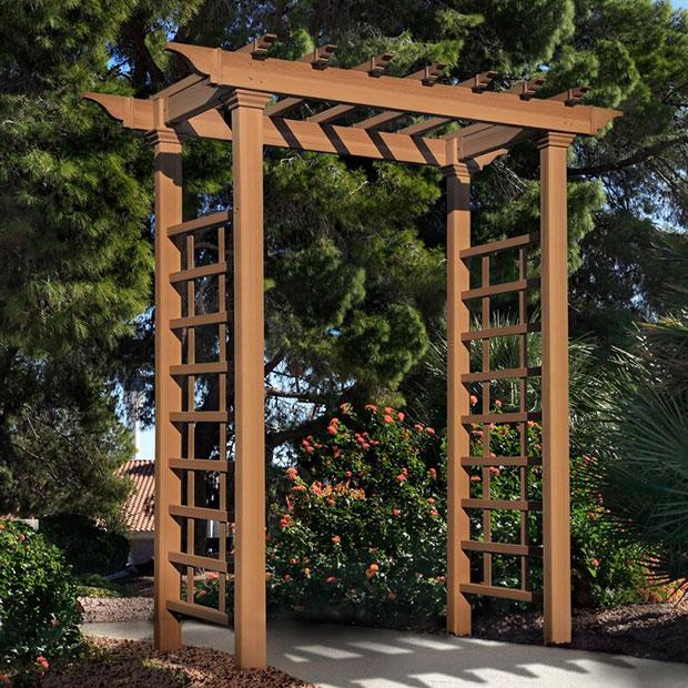 Freeport Garden Arch Designs