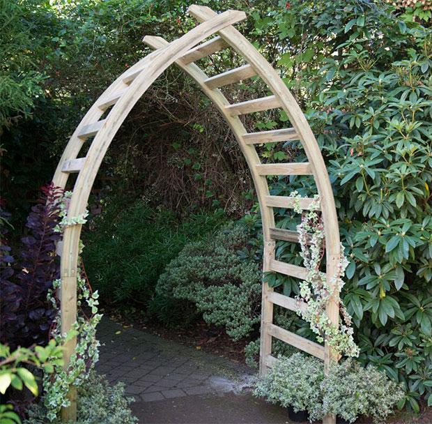 Whitby Garden Arch Designs