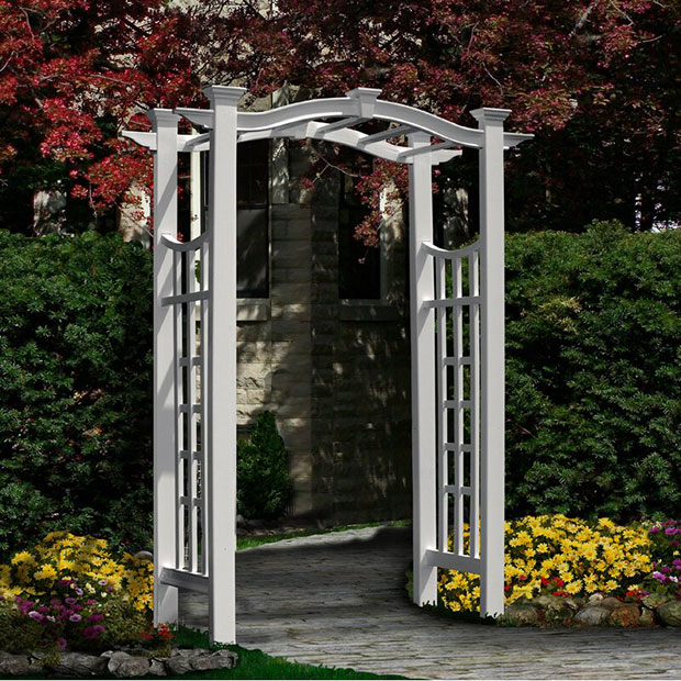 Florence Arbour Garden Arch Designs