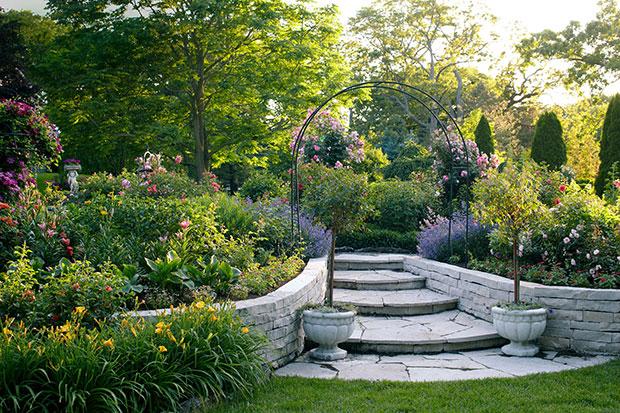 Wrought Iron Garden Arch Designs