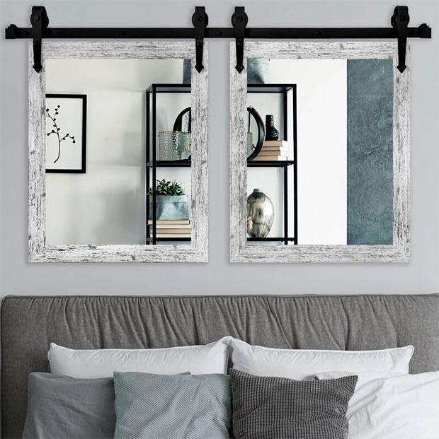 Fulda Mirror Set