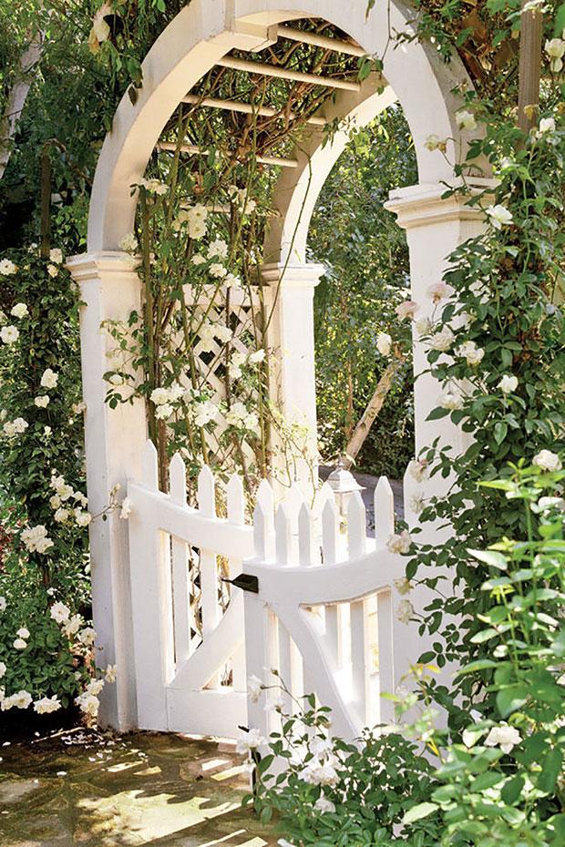 Barreled Archway