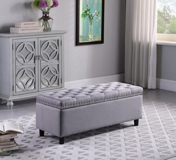 Toby Tufted Ottoman