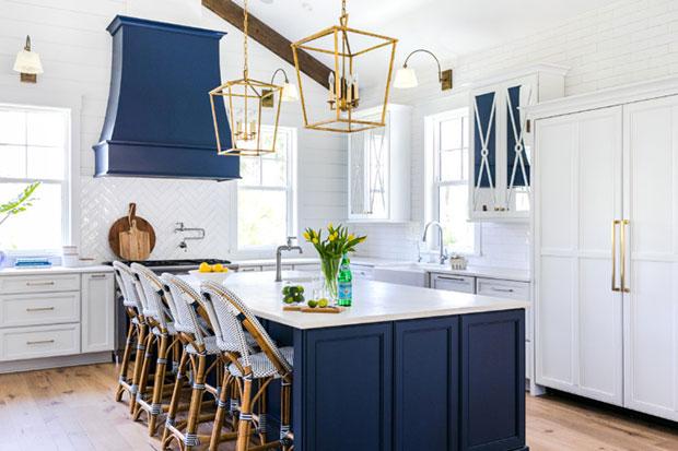 Riptide White Kitchen Cabinet Ideas