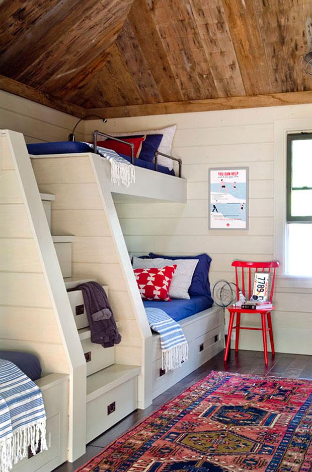 Maine Lakeside Home