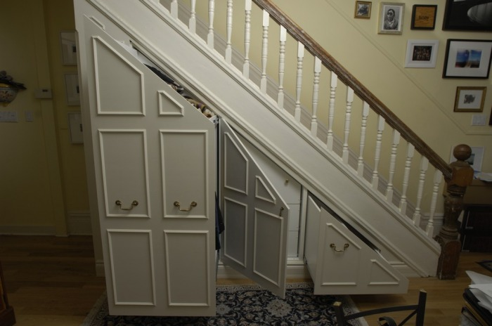 Staircase Built-in