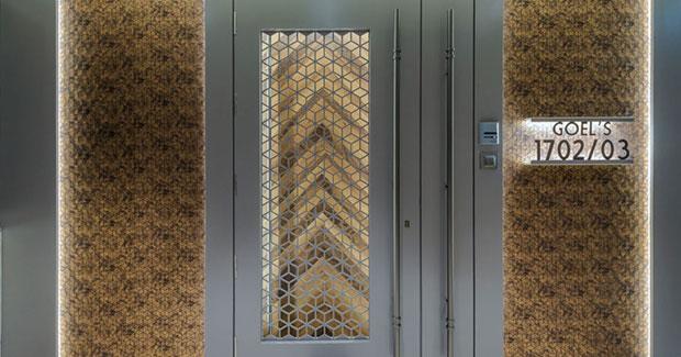 Ghansoli Entry Door