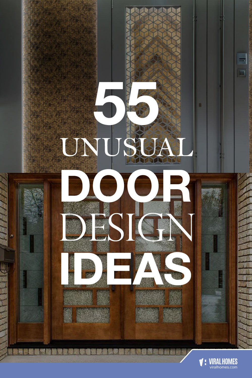 Unusual Doors That Will Catch Attention