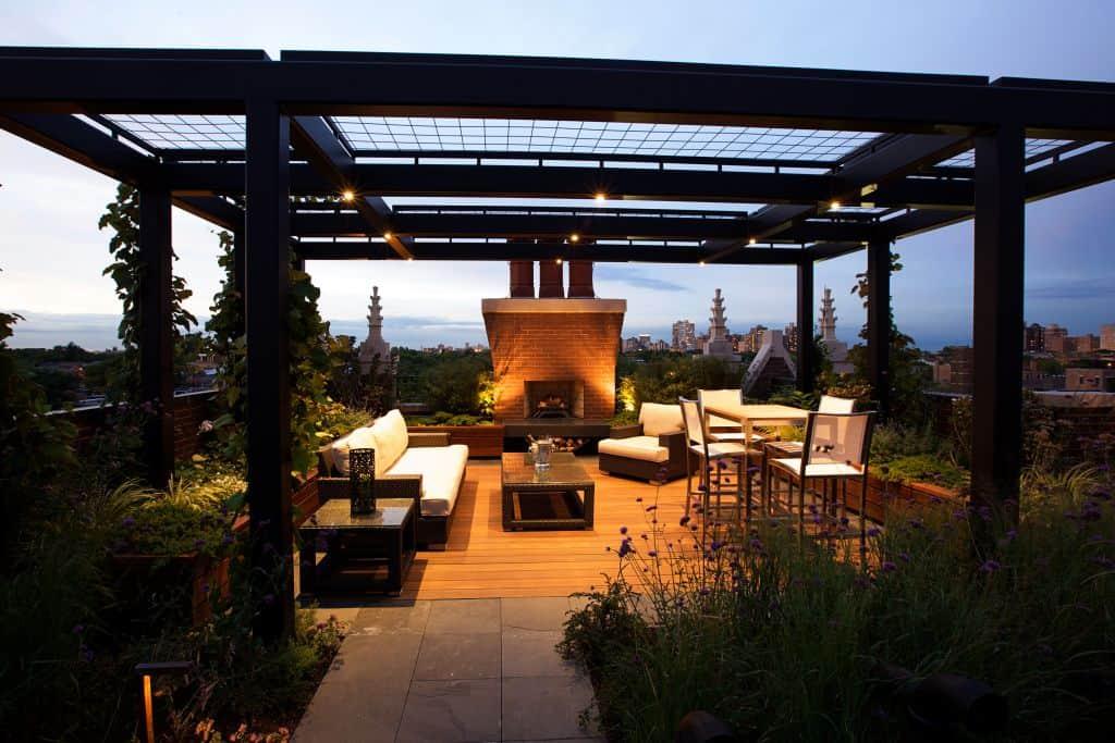 Burling Place Roof Deck