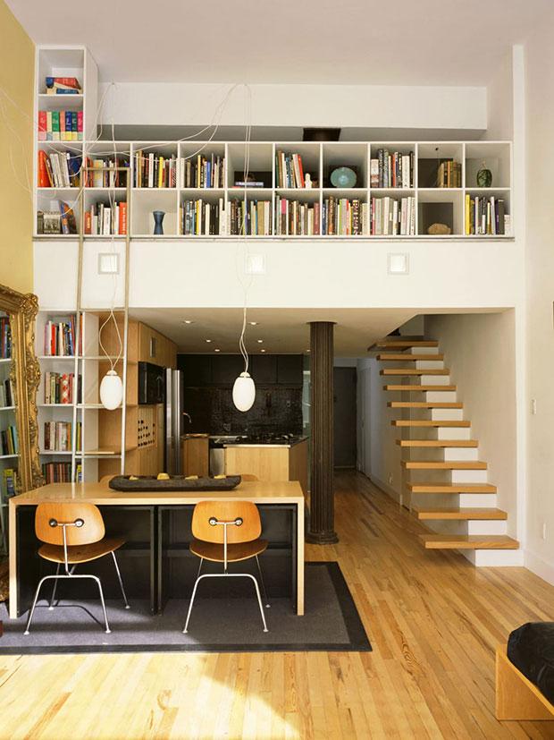 Greenwich Village Duplex