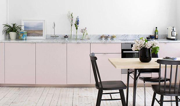 Superfront Pink Kitchen