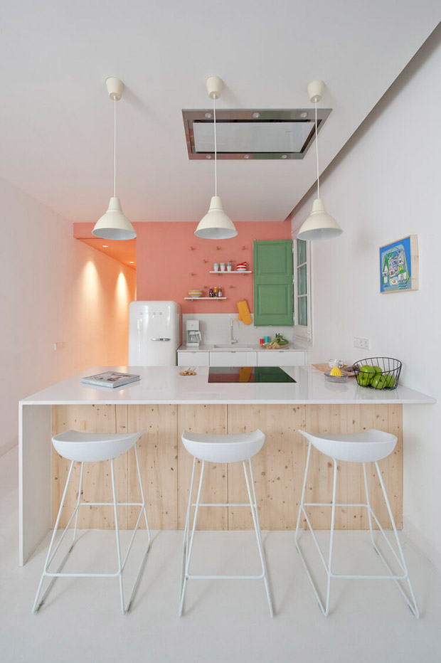 Tyche Apartment