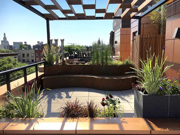 Cobble Hill Rooftop & Pergola