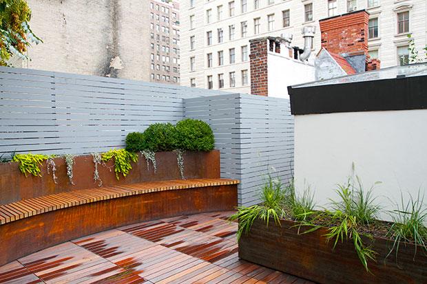 Upper West Side Rooftop
