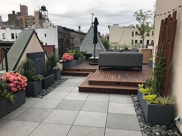 Custom Rooftop